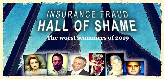 Hollis Insurance Agency Crooks, cons & criminals: the 2019 Insurance Fraud Hall of Shame